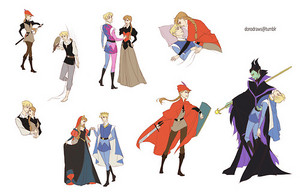 Sleeping Beauty Genderbent