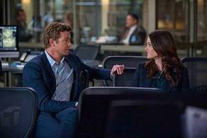 The Mentalist- Episode 6.22 Blue Birds- Promotional Pictures