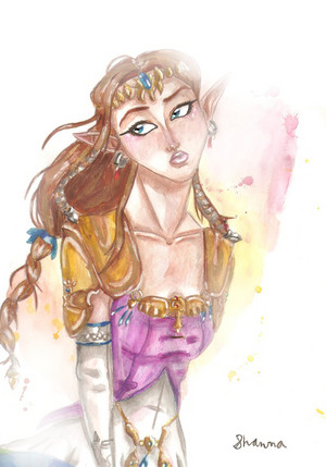 Twilight Princess Zelda