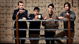 Vampire Weekend kertas dinding