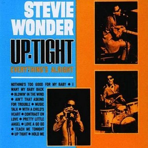 "1966 Stevie Wonder Release, ""Uptight, Everything's Alright"""