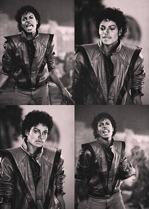 "1983 Video, ""Thriller"""