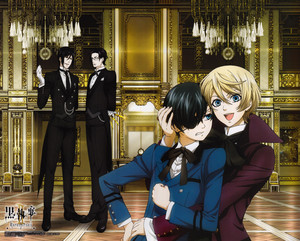 Aloisy and Ciel