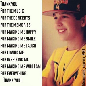 Austin Mahone ... thank you