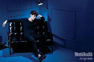 Choi Jin Hyuk Covers Men's Health's June 2014 Issue