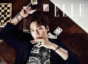 Choi Jin Hyuk for 'ELLE'