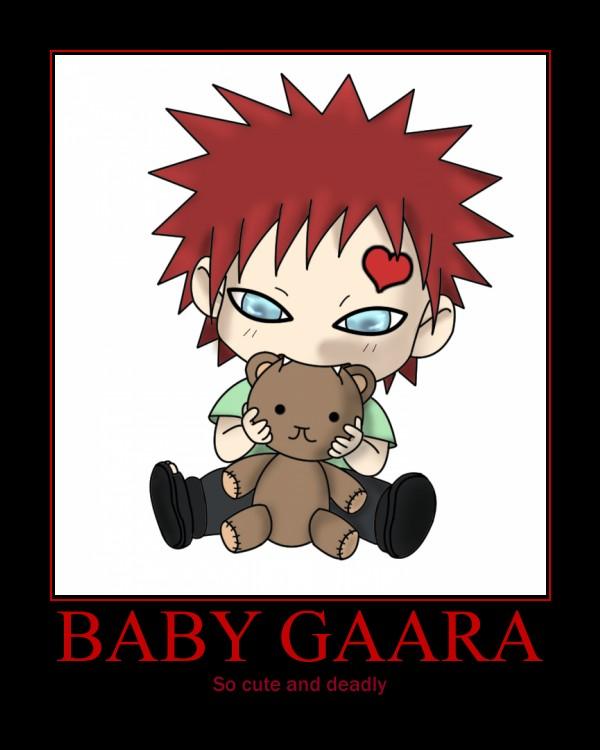 Cute and Deadly Baby hinata x gaara 37151935 600 750
