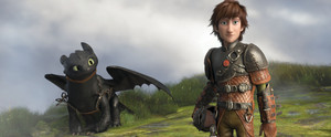 HTTYD 2 - Hiccup and Toothless