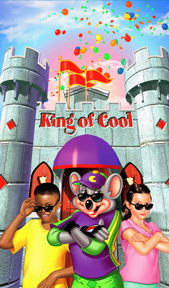 King of Cool Poster