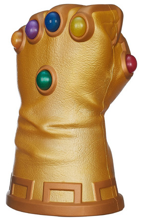 Marvel and Hasbro Reveal 2014 Comic-Con Exlusive Infinity Gauntlet Toy Set