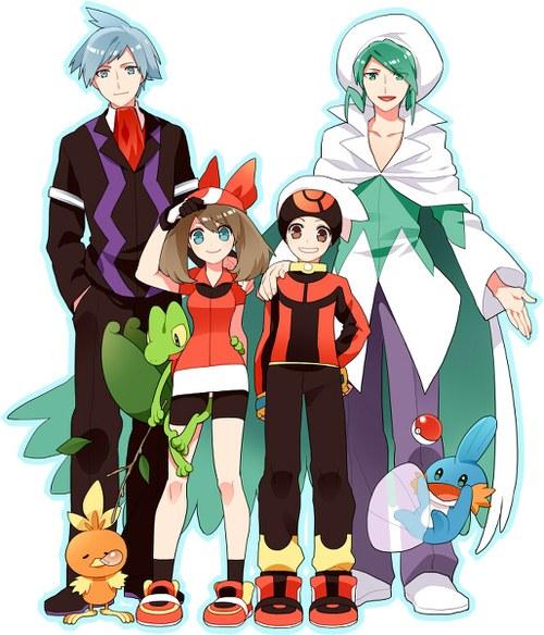 Pokemon Emerald Steven Stone