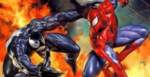 Spider Man VS VENOM