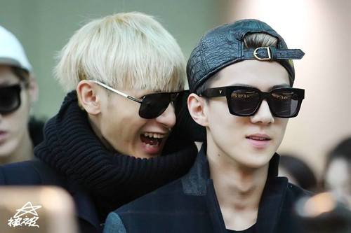 Tao~sehun so sweet❤ ❥