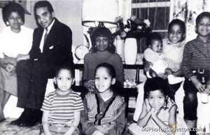 The Jackson Family Back In 1961