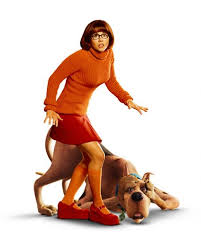 Velma and Scooby