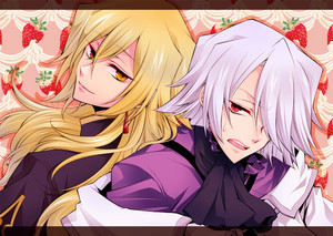 Xerxes Break and Vincent Nightray