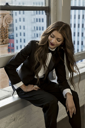 Zendaya shot by Margaret Malandruccolo for Faze Magazine