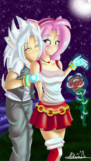 silver and amy