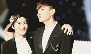 so cute Tao~suho❤ ❥