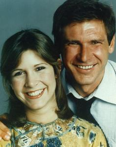 Carrie and Harrison