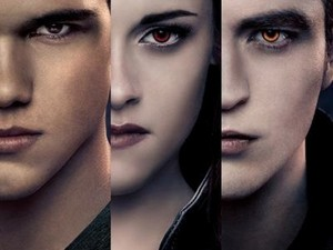 Edward,Bella,Jacob