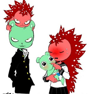 Flippy, Flaky and their kids