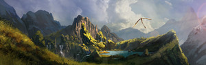 HTTYD 2 - visual development