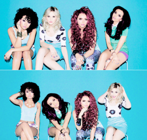 Little Mix 2011 - 2013