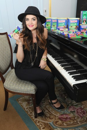 Lucy @ Nestle's campaign launch - June 30th