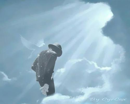 MIchael Jackson RIP On The Way To Heaven