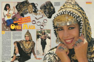 Ofra Haza article in German