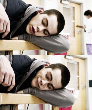 Sleepy stiles.......