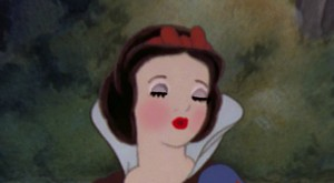 Snow White's tolerance look