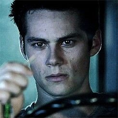 Stiles and the key .....