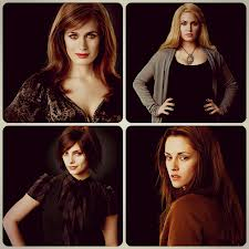 The Cullen Ladies