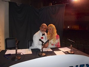 "The Judges from ""CELEBRITY IMPERSONATOR ""T V Show-John Allen"