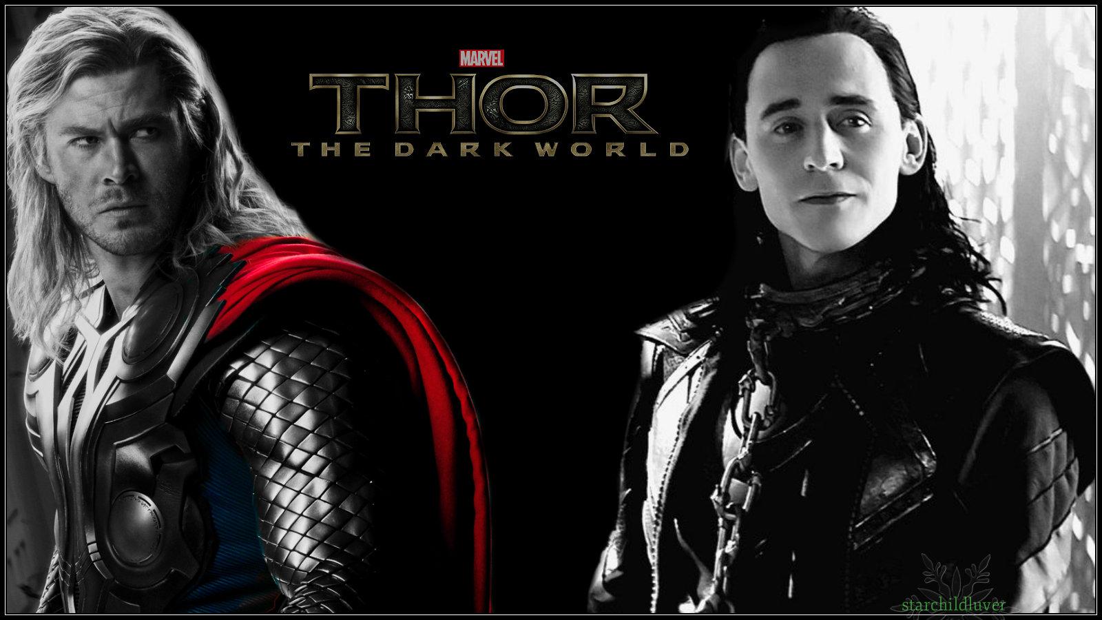 Thor The Dark World Team Loki Wallpaper 37224432 Fanpop