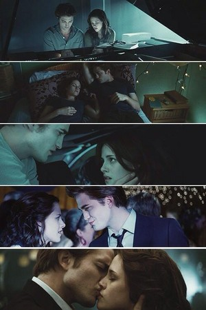 Twilight moments