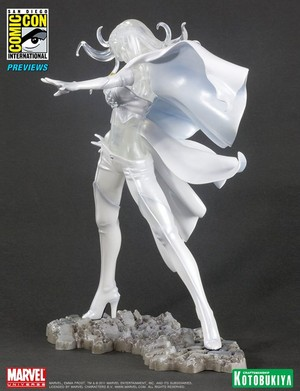 White Queen / Emma Frost Diamond Form Figurine