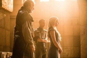 dany with selym and grey worm