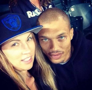 jeremy meeks and his wife