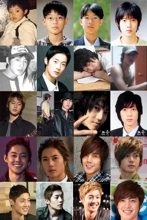 kim hyun joong evolution