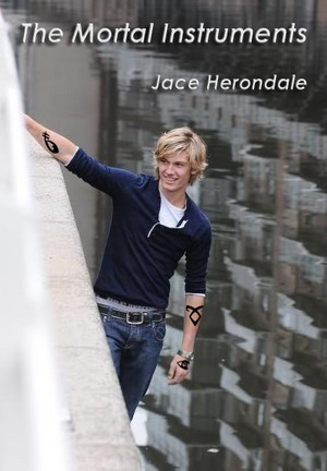 Alex Pettyfer is the perfect Jace