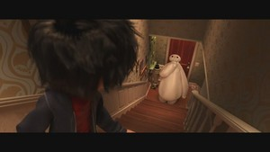 Big Hero 6 Trailer Screencaps