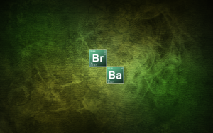 Bromine and barium