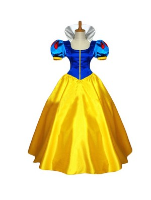 disney Grimms' Fairy Tales Snow White cosplay dress