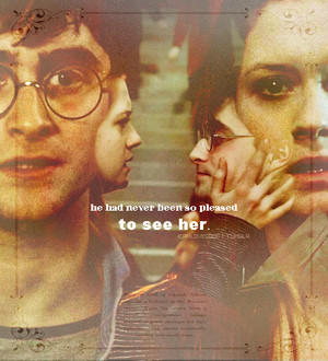 Harry And Ginny Fanart