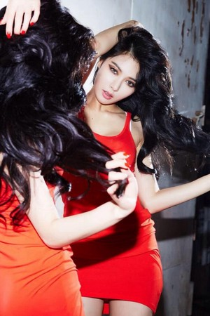 "HyunA new EP ""A Talk"""