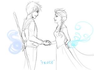 Jack Frost And Elsa No Matter What Elsa Jack Frost Photo 36723498 Fanpop