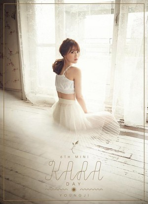 KARA Youngji 'Day & Night' Teaser